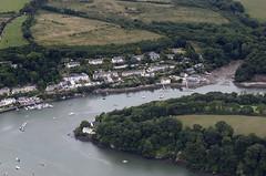 Malpas in Cornwall UK aerial image (John D F) Tags: malpas cornwall aerial river truro tressilian aerialphotography aerialimage aerialphotograph aerialimagesuk aerialview britainfromabove britainfromtheair