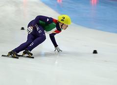 Arianna Fontana (jeroen.kers) Tags: ariannafontana worldcupshortrackdordrecht shorttrack speedskating