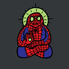 Spirit Animal #60 Spiderman (biotwist) Tags: marvelcomics superheros popculture buddha spiritanimals zen yoga buddah thirdeye
