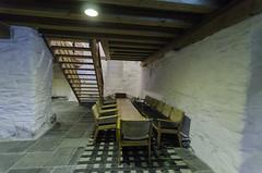 Under The Hall (worm600) Tags: norway bergen bergenhus festning bergenhusfortress haakonshall