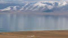 Song Kul Lake, Kyrgyzstan (José Rambaud) Tags: songkol songkul lake lago tienshan mountains montaña kyrgyzstan kirguistan asia asiacentral centralasia rutadelaseda silkroad viaje landscape paysage paisaje paisagem travel traveler snow snowcapped snowy nieve