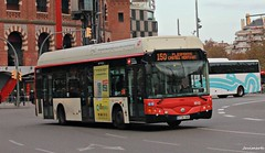 TMB - 1813 (Ja. Martn) Tags: man noge nogecittour plaadespanya barcelona 1813 autobus tmb bus fotobus gnc autobuses