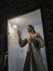 Light of the world: Jesus at Templo de Nuestra Seora de La Salud, San Miguel de Allende, Mexico (Paul McClure DC) Tags: sanmigueldeallende mexico bajo guanajuato nov2016 church historic sculpture