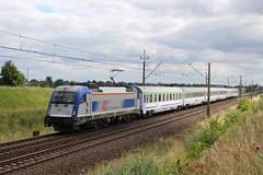 PKP, 5 370 003 (Chris GBNL) Tags: pkp polskiekolejepaństwowe train pociag 5370003 eu44 taurus poznań