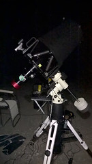 Ieq45 Rc10 Atik4000le night of 12_08_2015 (Giovanni astrobond69) Tags: nebula orion setup cocoon gso lii rc10 deepsky ottica ic5146 tripier ioptron astrobond69 qhy5l steadystar adattiva atik4000le ieq45pro