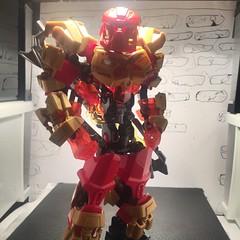 Tahu's eyes (knockoutttt) Tags: bionicle