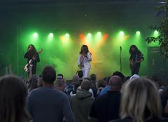 Enkel Biljett (Steffe) Tags: rockfestival abramisbrama trädgårdsrocken