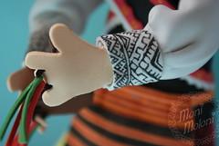 fofucha puos decorados (moni.moloni) Tags: banda pareja musica tuba traje regional zamora foamy danzas coros folclore fofucho gomaeva fofucha fofuchos fofuchas