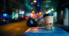 Late night coffee (Arutemu) Tags: ilcea7r minoltamcwrokkorhh35mmf18 minoltamcwrokkorhh sonya7r manualfocus 35mm a7r america american ilce manhattan minolta ny nyc newyork rokkor sony us usa bokeh bokehville city f18 lens light lights lowlight mirrorless night nighttime nightshot nocturnal nocturne summer urban wideangle 曼哈頓