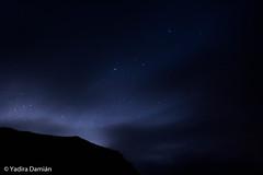 Sobre las nubes (yadyradamian) Tags: night stars mexico nightsky montaa volcan montaismo nevadodetoluca hikking visitmexico