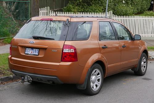 2006 Ford Territory (SY) TX RWD wagon