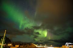Aurora Borealis - Lofoten (Andrea  Perotti) Tags: norway lofoten norvegia auroraborealis hamny auroraboreale