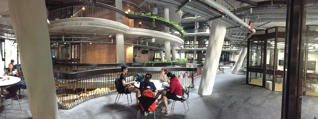 Group work spaces by munnerley, on Flickr