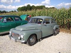 Volvo PV 544 C berline 1960-65 (chrispit1955) Tags: auto volvo sweden saloon berline suede pv544