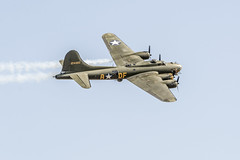 B17 Sally B (Have Cam Will Travel.) Tags: aircraft ww2 airdisplay b17flyingfortress victoryshow