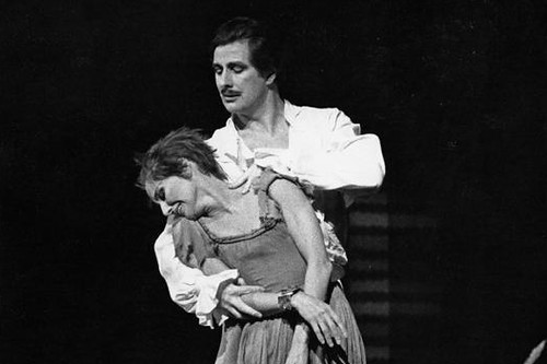 David Drew: A look back at his life with The Royal Ballet