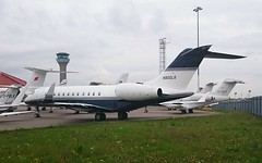 Photo of N900LS Global Express