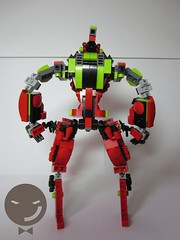 QH (Quick Hunter) (FEDOKBAK) Tags: lego mecha mech moc
