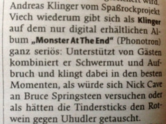 Falter 42/15 (hoermirzu) Tags: monster end falter gerhard klinger stger phonotron