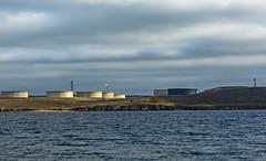 Tinned Oil (kitwilliams91) Tags: terminal oilgas voe shetlandisles sullom