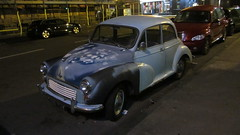 A Rough Looking Morris Minor Spotted In Glasgow Scotland - 2 Of 3 (Kelvin64) Tags: scotland looking glasgow spotted morris rough minor in a