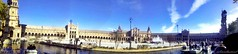 Sevilla (CeliaVelasco) Tags: city bridge sky espaa cloud brown holiday cute history love church beautiful rio wow river relax nice sevilla spain arquitectura autum cloudy good antique awesome sunny ole seville font arquitecture photooftheday picoftheday wter bestoftheday