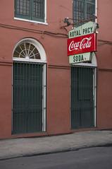 Phancy (J.G. Park) Tags: door sign neworleans pharmacy cocacola rueroyal pharmacysign