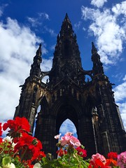 Scott Monument. (emilypallack) Tags: monument scott scotland edinburgh 2015
