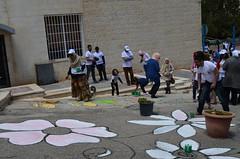 DSC_0056 (Al Ahliyya Amman University) Tags: street flowers students colors painting colorful university pretty time weekend president amman happiness jo jordan characters aau joyful       ccbysa  ahliyya          balqa      alsaro