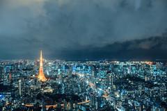 _MG_6378 (WayChen_C) Tags: night tokyo tokyotower roppongi  odaiba moribuilding roppongihills minatoku  rainbowbridge          tokyocityview     tokyogatebridge