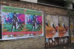 Juxtaposition (Elisa1880) Tags: street city italy rome roma italia italie stad lazio straat latium