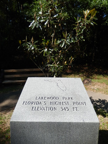 Florida's Highest Point, Britton Hill