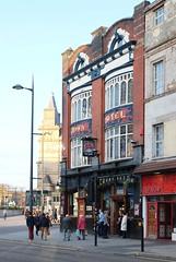 "The ""Crown"" pub (Towner Images) Tags: city england beer bar corner liverpool pub drink ale crown limestreet merseyside towner townerimages"