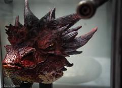 Smaug (lhs_luis) Tags: dragon escultura hobbit comiccon esculpture smaug drago ccxp