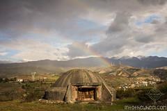 L'albanie, ses bunkers, son ère communiste si dure