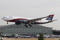 5N-NIC (dabianco87) Tags: london plane heathrow aircraft airbus lhr aerei a330200 aeroplano arikair 5nnic