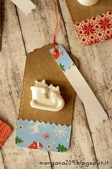 xMAStag2015_09w (Morgana209) Tags: christmas winter red handmade tag natale creatività gessetti natalizzi natale2015