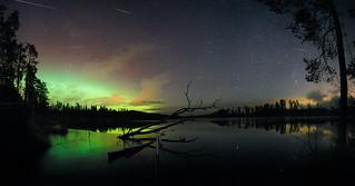 Geminids meteor shower 2015 I
