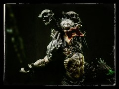 P_20150321_190205_DF_1 (OBigFace) Tags: statue axe warrior predator collectibles sideshow spear narin sideshowcollectibles badblood