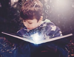 Magic of Childhood (tootskenyon) Tags: childhood composite wizard magic harrypotter fairy magical enchanted fairydust fairywings