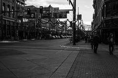 Larimer Street in Holiday Mode (pasa47) Tags: winter colorado december fuji denver fujifilm 2015 xe1 milehighcity