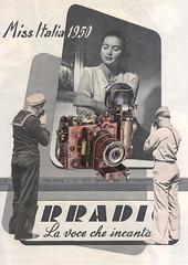 Miss Italia 1950 (kurberry) Tags: camera collage photographer cutandpaste vintageephemera losdiascontados