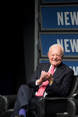 CBS News contributor Bob Schieffer during the panel.