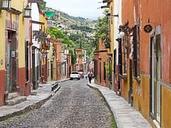 San Miguel de Allende, Mexico (OSChris) Tags: sanmigueldeallende guanajuato mexico street colonial