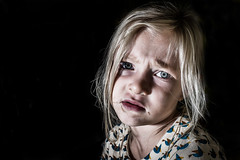 Feeling Sick (Jan Moons) Tags: lowkey photography nikon nikond600 sb900 strobist flash sick girl nikkor 50mm 50mm18