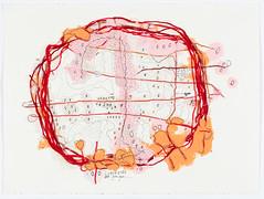 Julia Goodman and Loren King (SJICA) Tags: fibers layers multimedia teamwork yarn