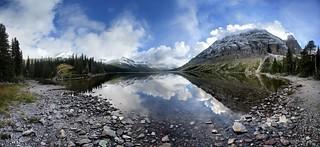 Elizabeth Lake - Glacier