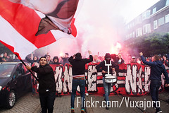 #SpaWil (vuxajoro) Tags: spangenaren sparta rotterdam spartarotterdam footballculture spangen spawil