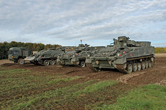 T.J. Neate Copyrighted Photograph (Neatescale) Tags: britisharmy reme recovery salisburyplain spta warrior crarrv mcrv