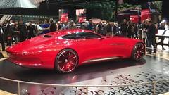 Vision Mercedes Maybach 6 (mangopulp2008) Tags: 2016 show motor 6 maybach mercedes vision france paris video parisexpoportedeversailles